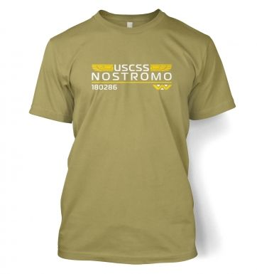 USCSS Nostromo Wings  t-shirt