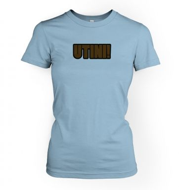 Utini Jawa Cry  womens t-shirt