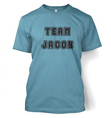 Varsity Style Team Jacob t-shirt - Inspired by Twilight