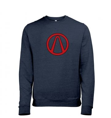 Vault Symbol men's heather sweatshirt