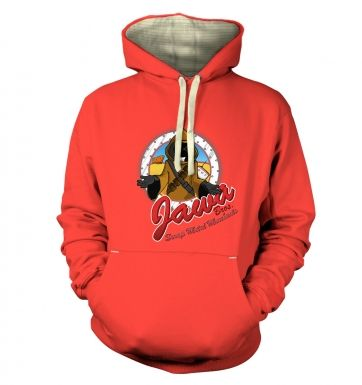 Version 2 Jawa Bros Scrap Metal Merchants hoodie (premium)