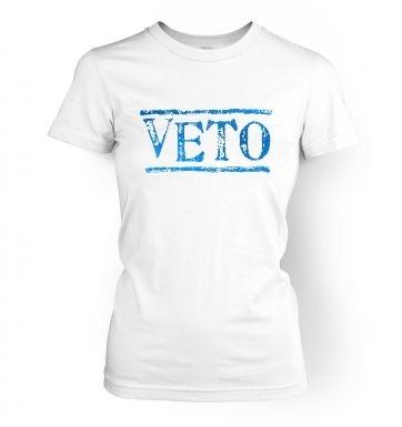 VETO  womens t-shirt