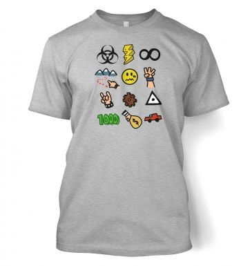 Video Game Picture Quiz  t-shirt