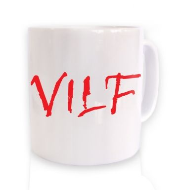 VILF ceramic coffee mug