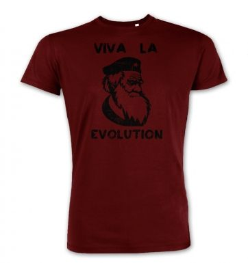 Viva La Evolution premium t-shirt