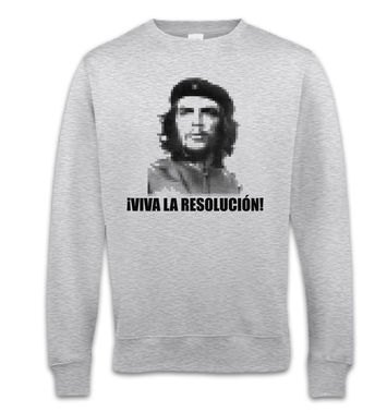 Viva La Resolucion sweatshirt