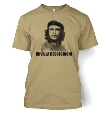 Viva La Resolucion t-shirt