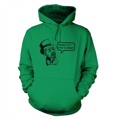 Wake Up Time To Drink hoodie