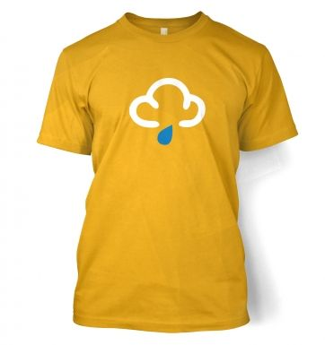 Weather Symbol Showers t-shirt