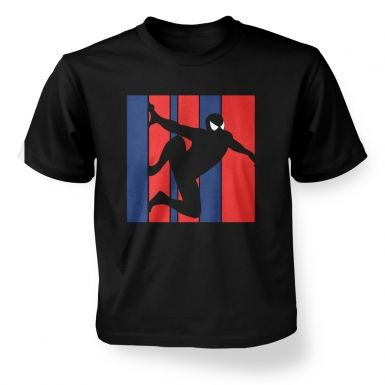 webslingerkidstshirtinspiredbyspiderman