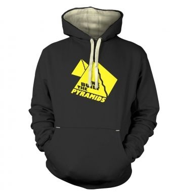 We Built The Pyramids Premium Hoodie