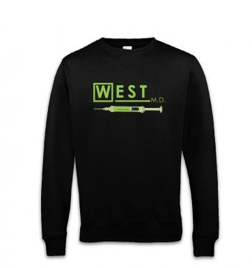 West MD HP Lovecraft sweatshirt
