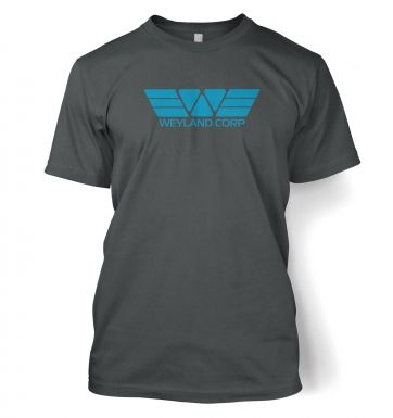 Weyland Corp Adult T shirt (Blue)