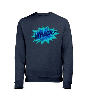 Whack heather sweatshirt