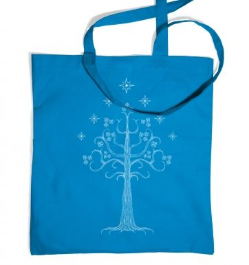 White Tree of Gondor tote bag