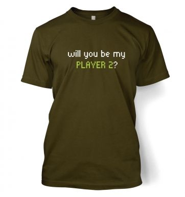 willyoubemyplayer2tshirt
