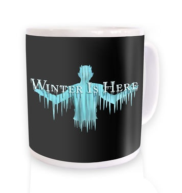 Winter Is Here mug