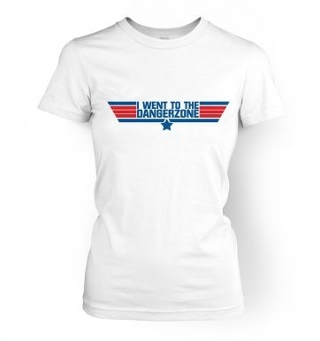 Dangerzone women's t-shirt