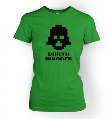 Darth Invader women's t-shirt