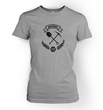 Women's District 12 tshirt
