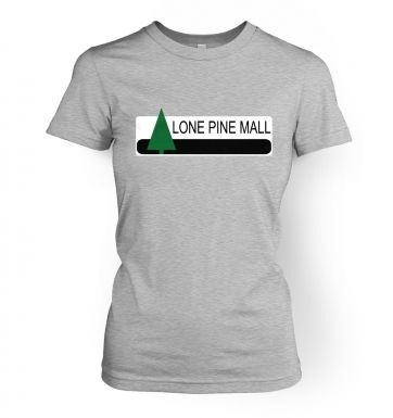 Lone Pine Mall women's t-shirt