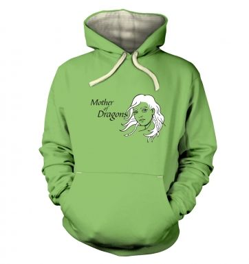 Mother Of Dragons  hoodie (premium)