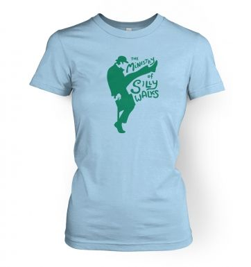 Women's The Ministry of Silly Walks t-shirt