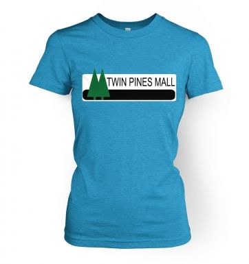 Twin Pines Mall women's t-shirt