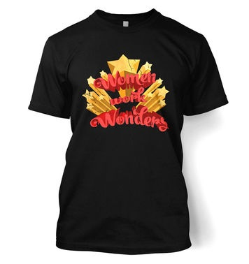 Women Work Wonders t-shirt