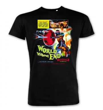 World Without End premium t-shirt