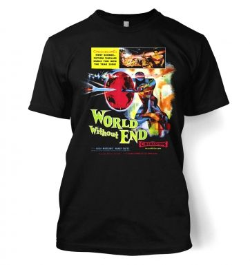 World Without End t-shirt