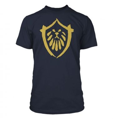 WOW Mists of Pandaria Alliance t-shirt - OFFICIAL