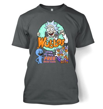 Wubbos Cereal t-shirt