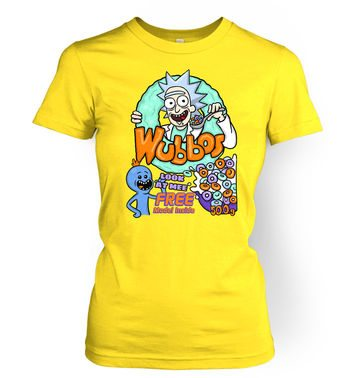 Wubbos Cereal women's t-shirt