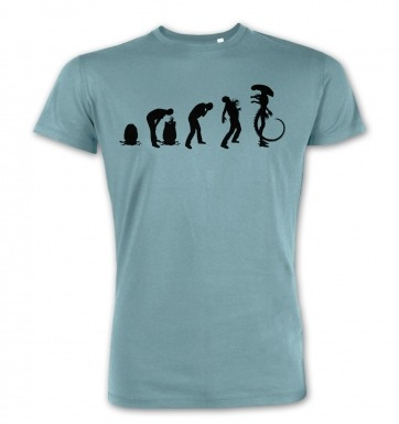 Xenomorph Evolution t-shirt (premium)