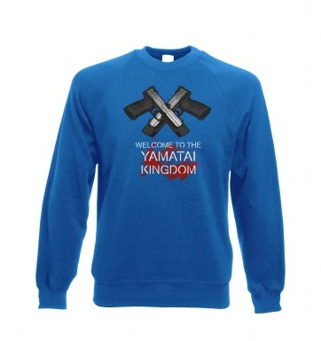 Yamatai Kingdom sweatshirt