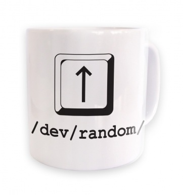You're Random Linux  mug