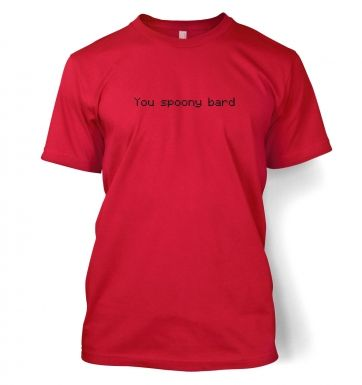 You spoony bard  t-shirt