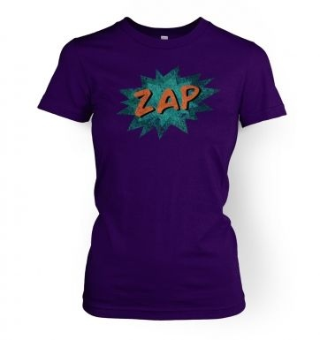 Zap  womens t-shirt