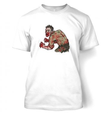 Zombie Spotted  t-shirt