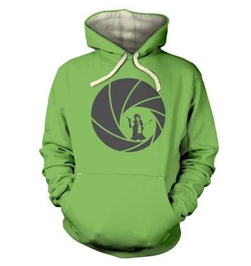 00Solo premium hoodie