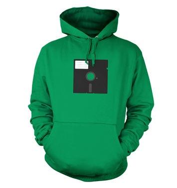 5.25 Inch Floppy Disk hoodie