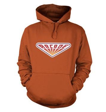 80s Arcade Sign hoodie