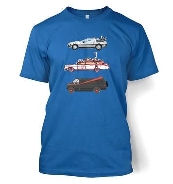 80s Pixel Cars t-shirt