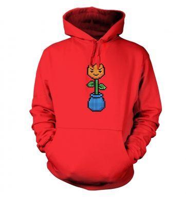 8-Bit Tulip hoodie