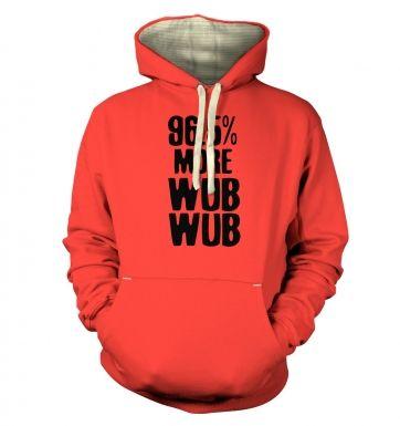 96.5% More WubWub  hoodie (premium)