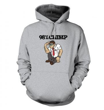 98% Chimp hoodie