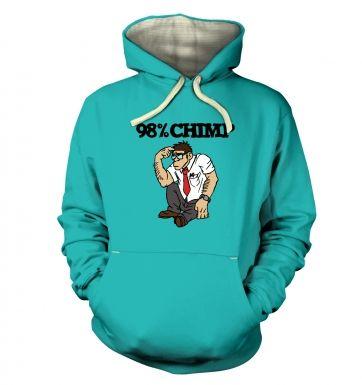 98% Chimp  hoodie (premium)