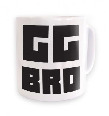 GG Bro mug
