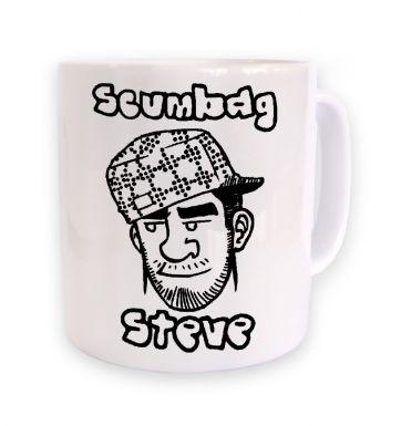Scumbag Steve mug